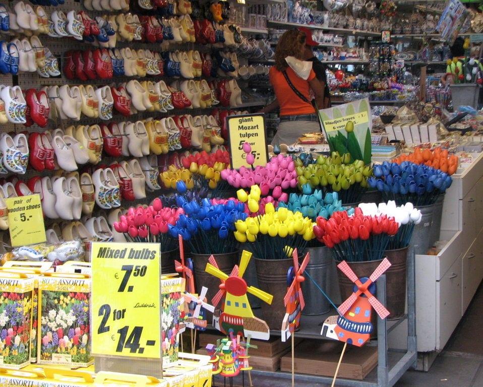 Mercado de las Flores de Ámsterdam