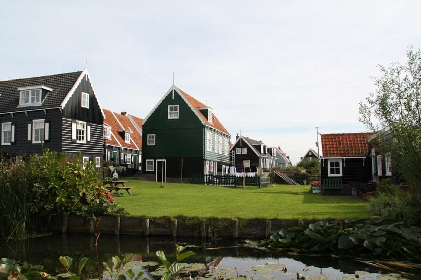 Casas en Marken