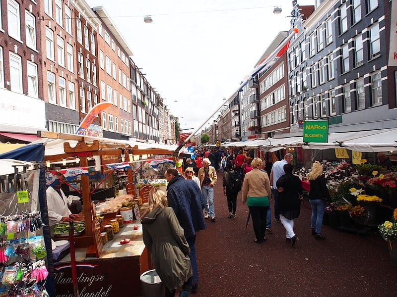 Compras en Ámsterdam