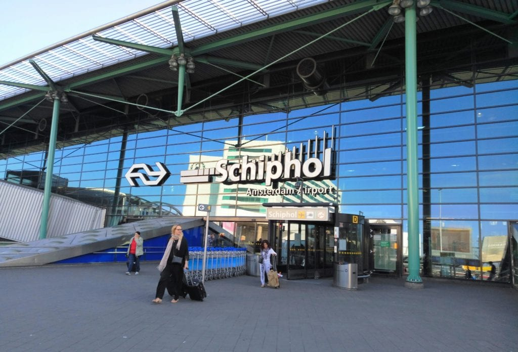 Aeropuerto Schiphol Amsterdam