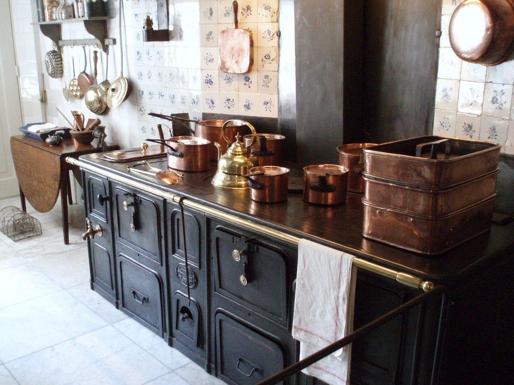 cocina del museo van loon