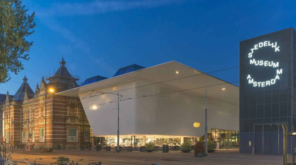Stedelijk Museos en Ámsterdam