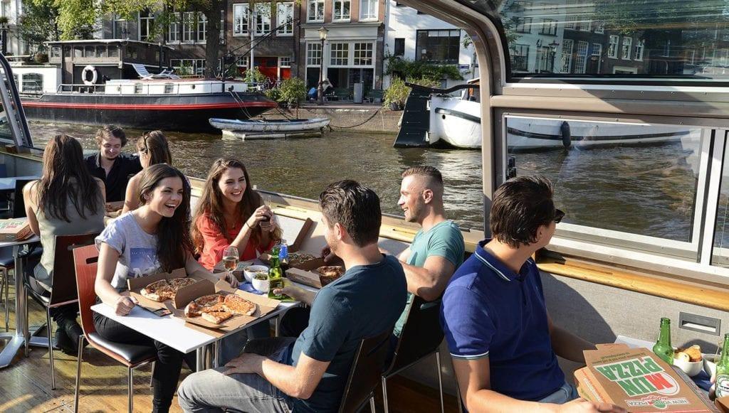 Cruceros en Ámsterdam