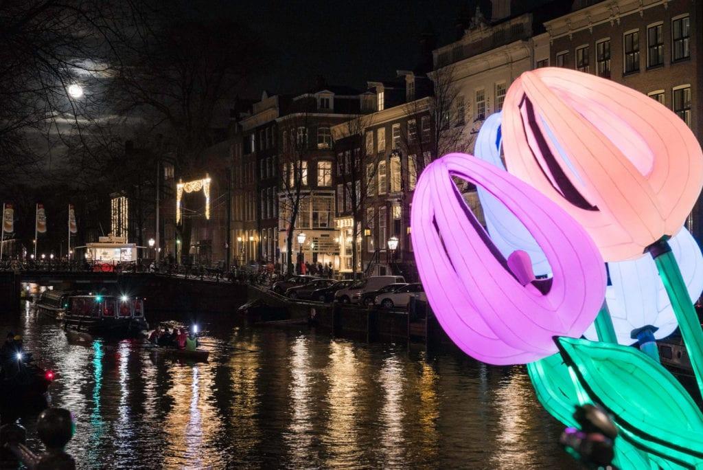Light Festival Amsterdam