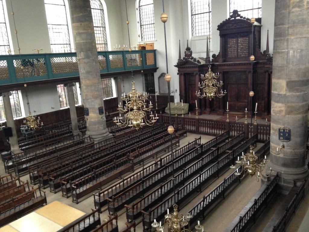 Sinagoga portuguesa de Ámsterdam