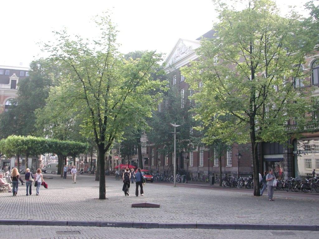 plaza spui de amsterdam