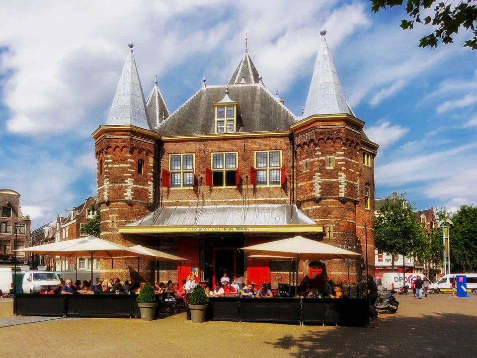 dónde comer en Ámsterdam
