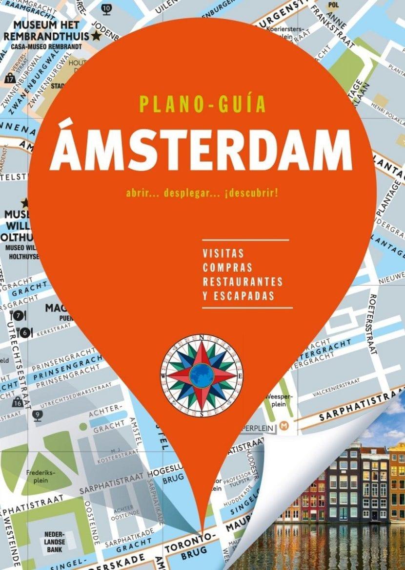 Plano guía de Ámsterdam