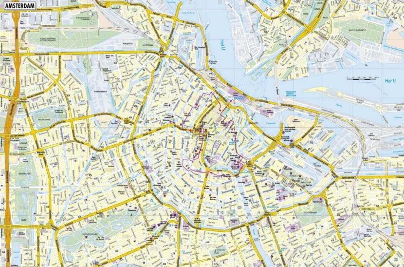 Plano de Ámsterdam